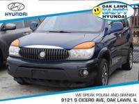 *This 2003 Buick Rendezvous *Please let us help you