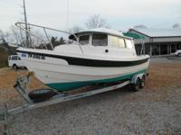 Boat Type: Power What Type: Downeast Year: 2003 Make: C
