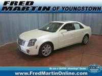 CLEAN CARFAX and GREAT CONDITION. Leather. Cadillac