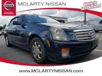 2003 Cadillac CTS RWD. If you've been thirsting for