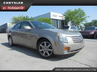 2003 Cadillac CTS Sedan Our Location is: Chrysler On