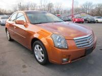 Come test drive this 2003 CADILLAC CTS! It just arrived