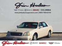 This 2003 Cadillac DeVille 4dr Sdn is proudly offered
