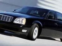 Recent Arrival! 2003 Cadillac DeVille Diamond White 4D