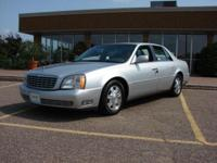 Options Included: N/AThis 2003 V8 Cadillac deville