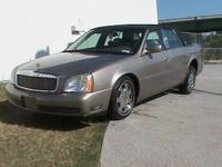 Options Included: N/AThis 2003 Cadillac DeVille is