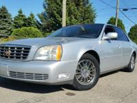Hello I have a 2003 Cadillac Deville DHS with 160k