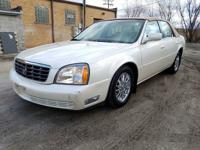 For sale we have is a One Owner 2003 Cadillac Deville