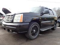 Options:  2003 Cadillac Escalade Base Awd 4Dr