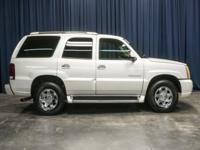 Two Owner AWD Budget SUV with 3rd Row Seats!  Options: