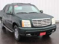 Options:  2003 Cadillac Escalade Ext