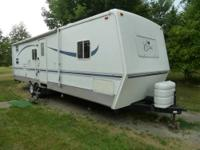 2003 Cardinal 31BH Bunk House Travel Trailer * Length