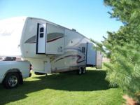 I have for sale a 2003 Cardinal 5th Wheel Model 33TS.