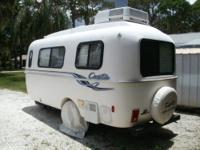 Highly sought after model 17' Casita Spirit Deluxe 2003