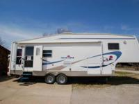 Length: 30 feet Year: 2003 Make: Cedar Creek Model: by