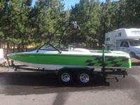 2003 Centurion Elite Bowrider Boat is located in