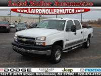 2003 Chevrolet Silverado 2500HD LS Crew Cab 2WD Vehicle