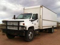 2003 Chevrolet 7500. 2003 Chevrolet 7500 Box Truck