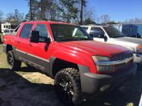 Options:  2003 Chevrolet Avalanche 1500|Air
