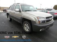 Z71 4X4 WITH DRIVER CONVENIENCE PACKAGE & POWER
