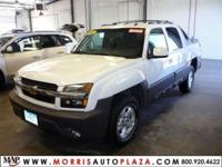 Options Included: N/AThis 2003 Avalanche is equipped