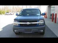 ?2003 Chevrolet Avalanche 1500 LT 4X4 w/ Entertainment