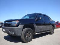 Options Included: N/A2003 Chevy Avalanche Z-71 4X4.