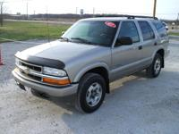 Options Included: 2nd Row Bench Seat, 4x4, A/T, ABS,