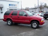 Options Included: N/ACheck out our 2003 Chevy Blazer