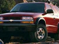 Options:  2003 Chevrolet Blazer Ls|/|V6 4.3L |0 Miles|