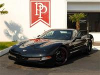 This is a Chevrolet Corvette for sale by Park Place