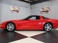 Stk#027 2003 Chevy Corvette 50th Anniversary, Z06 Body