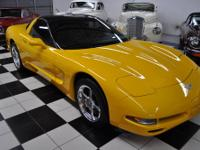 ***2003 CHEVROLET CORVETTE 50TH. ANNIVERSARY*** *HARD