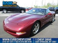 Look at this 2003 Chevrolet Corvette . Its Automatic