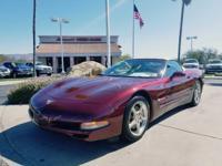 Options:  2003 Chevrolet Corvette|You Won't Lack The