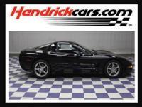 Options:  2003 Chevrolet Corvette|Black/Black|V8 5.7L
