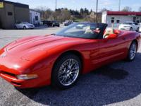 2003 Chevrolet Corvette Convertible Our Location is: