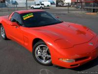 2003 Chevrolet Corvette Coupe * 50th Anniversary