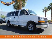 Check out this 2003 Chevrolet Express Passenger Base.