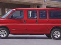 Gasoline! Ready to roll! This 2003 Express Van G3500 is