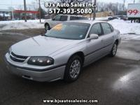 Options:  2003 Chevrolet Impala Only 134K Miles Power
