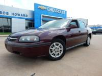 This 2003 Chevrolet Impala is offered to you for sale