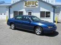 Options Included: N/A2003 CHEVROLET IMPALA - 6