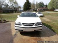 I have for sell a 2003 Chevrolet impala with only