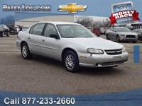 2003 MALIBU ****  This vehicle also includes: Alloy
