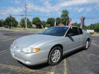 2003 Chevrolet Monte Carlo 2dr Car LS Our Location is: