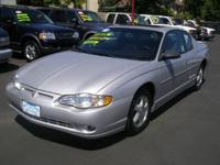 Options Included: N/ASuper clean SS Monte Carlo. Just