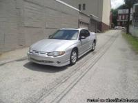 2003 Chevrolet Monte Carlo 2dr Cpe SS Coupe