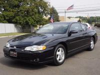 Local Trade ** 2003 ** Chevrolet ** Monte Carlo ** SS