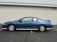 New Price! MOONROOF/SUNROOF, Monte Carlo SS, 3.8L V6